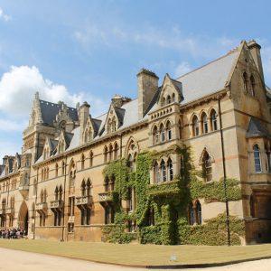 Estudiar en universidad en Inglaterra
